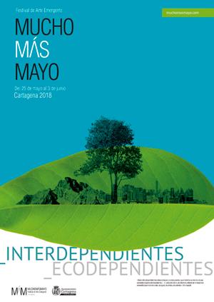 Mucho Más Mayo Cartel Pequeño 2018