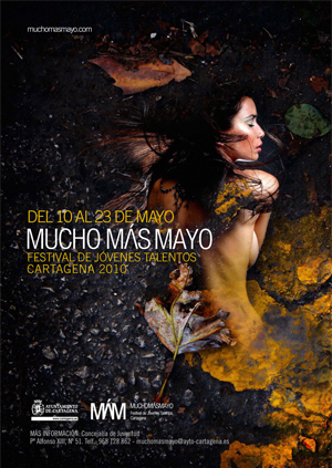 Imagen del cartel de Mucho Más Mayo 2010