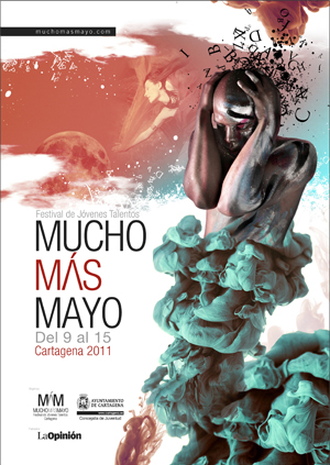 Imagen del cartel de Mucho Más Mayo 2011