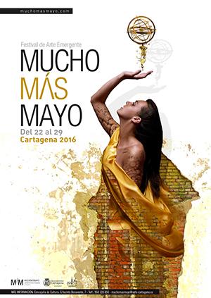 Imagen del cartel de Mucho Más Mayo 2016